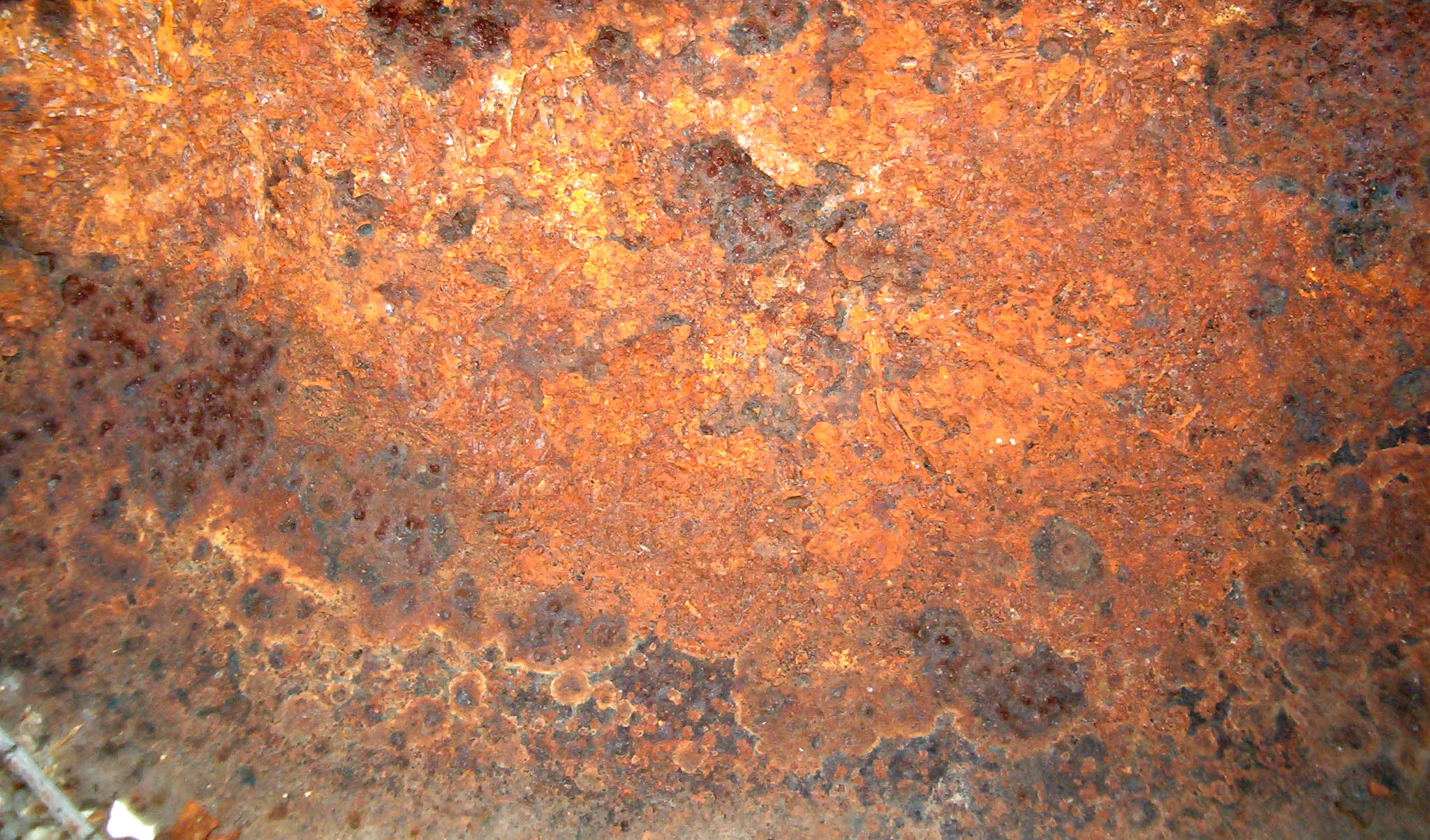 an overview of the most common forms of metallic corrosion and rusting Everyday lives, become familiar with the effect that corrosion has on rusted  the  types of corrosion, generally describing the interaction between the metal  the  table below provides an overview of the corrosion protection coatings applied.